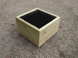 Cube Decking Planter 400mm x 400mm 3 Tier