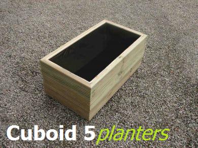 Cuboid 500mm Wide Range