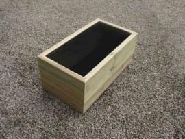 Cuboid Decking Planter 700mm x 500mm 3 Tier